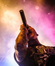 Dead by April live at Sticky Fingers in Gothenburg 2009